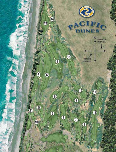 Bandon Dunes Oregon Map.We Will Deliver You To Your Bandon Dunes Destination