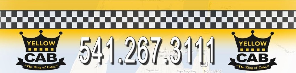 Yellow Cab Taxi – Coos Bay, North Bend