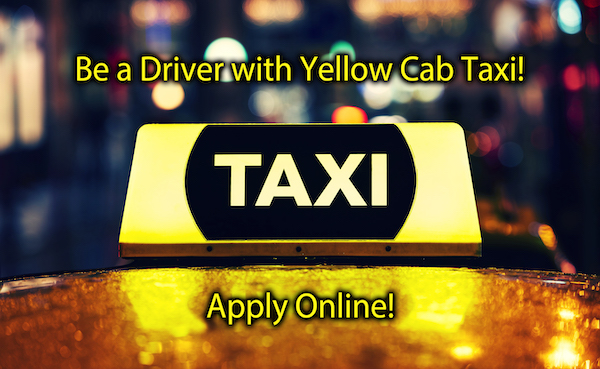 Coos Yellow Cab Taxi